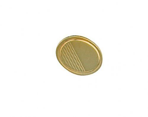 Oval Lapel Pin Cravat Pin Yellow Gold Made To Order in Jewellery Quarter B''ham